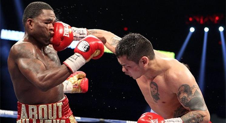 Chino Maidana vs. Floyd Mayweather