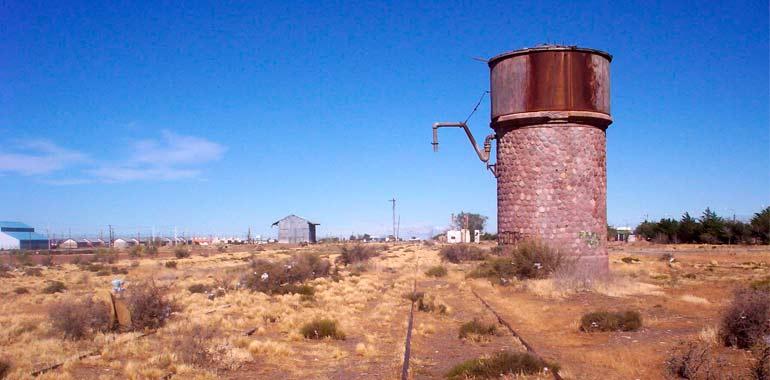 Ramal Ferroviario Puerto Deseado-Colonia Las Heras