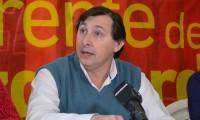 """Omar Latini: """"El voto bronca lo vamos a transformar en voto esperanza"""""""