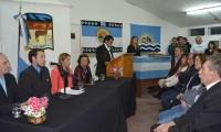 """Las Heras: Osovnikar """"Madurez Cívica y herramientas para una Gestión Democrática"""""""