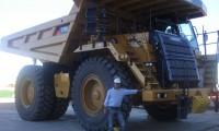 """""""En la provincia de Santa Cruz nace una solución ambiental para los neumáticos mineros en desuso"""""""