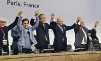 Logran pacto mundial contra el cambio climático