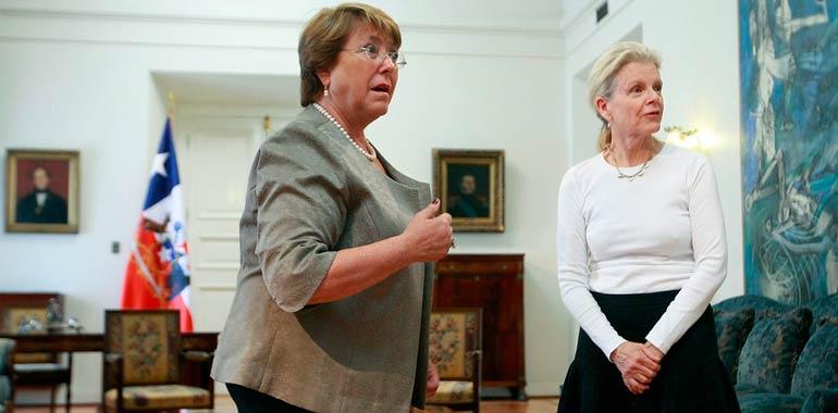Miche con Bachelet