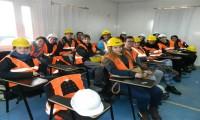 Capacitación laboral en minería metalífera en Santa Cruz