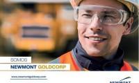Las mineras Newmont y Goldcorp Inc. se unieron para formar el nuevo gigante del oro en el mundo