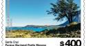 Nuevos sellos postales con imágenes de los parques nacionales