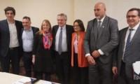 Alberto Fernández se reunió con Alicia Kirchner: «La minería es una oportunidad para el despegue»