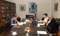 Santa Cruz firmó convenio de vinculación académica con China