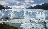 Comenzó el proceso de rompimiento del glaciar Perito Moreno