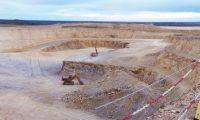 Santa Cruz articula con Nación las políticas mineras