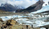 Los «glaciares escondidos» del sur de Santa Cruz