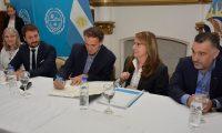 Presentaron Plan Nacional Argentina Hace en Santa Cruz