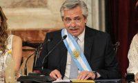 Los cuatro anuncios clave que hizo Alberto Fernández en el Congreso