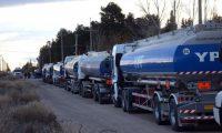 Neuquén: paro de camioneros del rubro petrolero, preocupa el abastecimiento