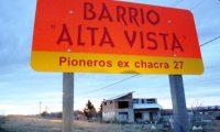 Camuzzi avanza con la extensión de la red de gas en el barrio Alta Vista de Río Gallegos