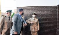 La Prefectura agradeció el acompañamiento del Gobierno de Santa Cruz