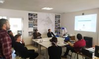 Los Técnicos y Profesionales de obras particulares trabajan con el Estado en Caleta Olivia