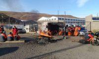 Recurso de amparo por mineros despedidos en YCRT