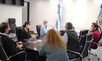 Se presentó un plan estratégico para una próxima fase de COVID-19 en Caleta Olivia