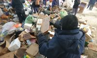 En San Julián iniciaron con la recolección diferenciada de residuos