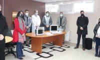 El Hospital de Perito Moreno recibió equipamiento sanitario