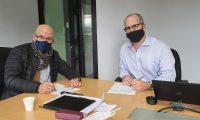 Petroleros Jerárquicos rubricó acuerdo marco con YPF en Santa Cruz