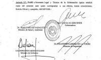 Nuevas medidas de restricción en Río Gallegos