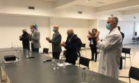 Presentaron la obra para la construcción del laboratorio de Biología Molecular en Caleta Olivia