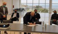 """José Llugdar: """"esta es una inversión que se suma al esfuerzo de todos"""""""