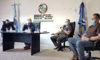 Nuevas medidas de restricción en Caleta Olivia