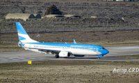 Chubut confirmó primer vuelo a la provincia