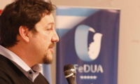 Mariano Nieto reelecto como secretario de la Federación del Deporte Universitario Argentino
