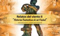 Se presenta el libro Relatos del Viento II de la autora caletense María Elena Tapia