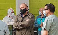 """Hernán Elorrieta: """"no entendemos la falta de respuesta del ministerio de salud en habilitar el camión sanitario para zona norte"""""""