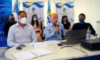 El Municipio de Caleta Olivia y el INTI firmaron un convenio marco para el fortalecimiento tecnológico de las PyMES