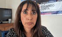 Reyes pidió reunirse con ENOHSA y el ministro de Obras Públicas por el agua para Caleta Olivia