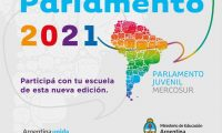 Parlamento Juvenil Mercosur: Primera reunión provincial