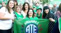 ATE presentó el nuevo Protocolo para prevenir violencias en el Hospital de Río Gallegos y Ministerio De Trabajo